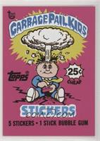 1985 Garbage Pail Kids #/969
