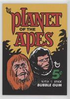 1969 Planet of the Apes #/304