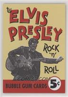 1956 Elivis Presley #/356
