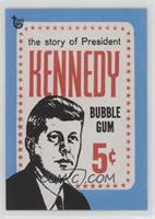 1964 John F. Kennedy #/391