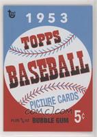 1953 Baseball #/1,043