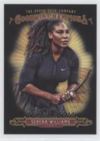 Photo Variations - Week 1 Achievement - Serena Williams