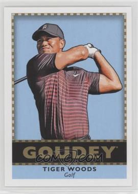 2018 Upper Deck Goodwin Champions - [Base] - Goudey #G10 - Tiger Woods