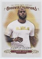 Photo Variations - Week 2 Achievement - LeBron James
