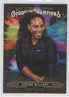 Splash of Color - Serena Williams