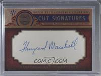 Thurgood Marshall /1