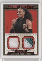 Serena Williams #/25