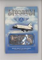 4x6 - Space Shuttle Columbia Mission STS-75 MLI Blanket