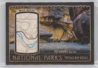 Zion - The Narrows #/19