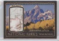 Grand Teton - Grand Teton Peak #/29