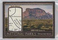 Big Bend - Emory Peak #/44