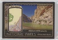 Big Bend - Boquillas Canyon #/44