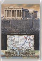 Acropolis of Athens, Greece
