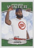 LeBron James #60/99