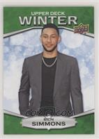 Ben Simmons [EX to NM] #/99