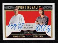 Patrick Roy, Wayne Gretzky