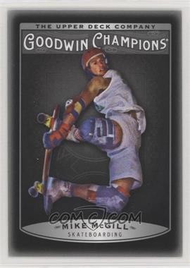 2019 Goodwin Champions - [Base] - Photo Variations Black #36 - Week 3 - Mike McGill