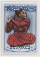 Week 1 - Serena Williams