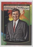 Splash of Color - Wayne Gretzky