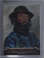 Claude Monet - Portrait of Poly, Fisherman at Kervillaouen /1