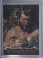 Peter Paul Rubens - Two Satyrs #/1