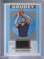 Ben Simmons #14/25