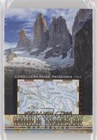 Cordillera Paine, Patagonia, Chile
