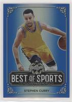 Stephen Curry #/35