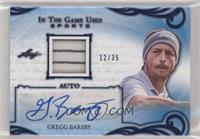 Gregg Barsby #/35