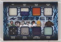 Pele, Walter Payton, Bobby Hull, Reggie Jackson, Nolan Ryan, Kareem Abdul-Jabba…