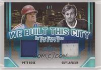 Pete Rose, Guy Lafleur #/7