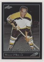 Willie O'Ree #/5