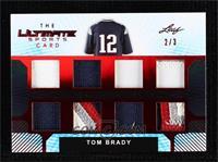 Tom Brady #/3