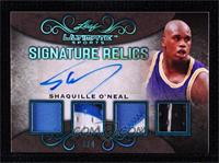 Shaquille O'Neal #/4