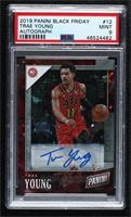 Trae Young [PSA 9 MINT] #/25