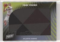 Trae Young (White Jersey) [EXtoNM] #/50