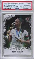 Alex Morgan [PSA 10 GEM MT] #/199
