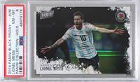 Lionel Messi [PSA8NM‑MT] #/199