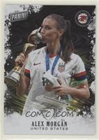 Alex Morgan #/50
