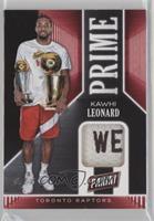Kawhi Leonard #/1