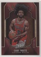 Coby White #/199