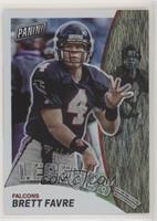 Brett Favre (Falcons) #/99