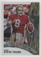Steve Young (49ers) #76/99