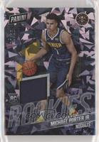 Michael Porter Jr. [EX to NM] #/25