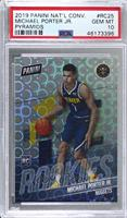 Michael Porter Jr. [PSA 10 GEM MT] #/10