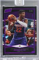 DeAndre Ayton [Uncirculated] #/3