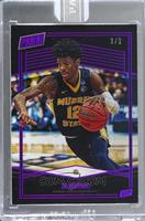 Ja Morant [Uncirculated] #/3