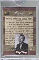 Bing Crosby [Uncirculated] #/1