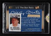 Mickey Mantle [Uncirculated] #/1