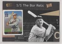 Rogers Hornsby #/1
